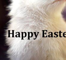 Happy Easter Chick - NZ Sticker