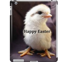 Happy Easter Chick - NZ iPad Case/Skin