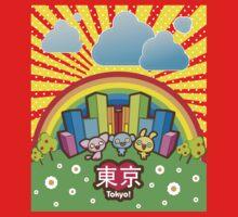 Love Tokyo! One Piece - Short Sleeve