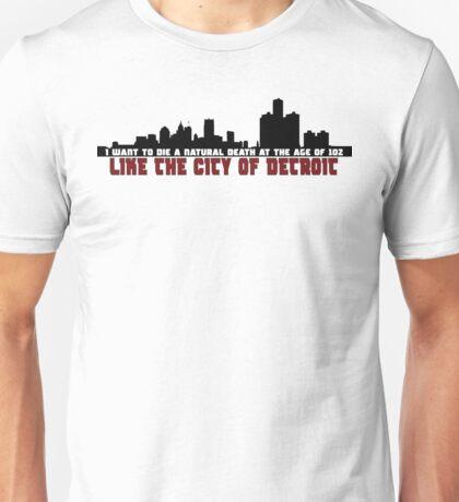 The City of Detroit Unisex T-Shirt