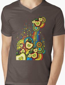 Apples! Mens V-Neck T-Shirt