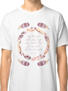 The Wind Under Your Wings Classic T-Shirt