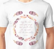 The Wind Under Your Wings Unisex T-Shirt