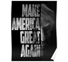 Make America Great Again -Donald Trump Poster