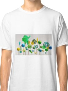 Lollipop Android 5.0 Classic T-Shirt