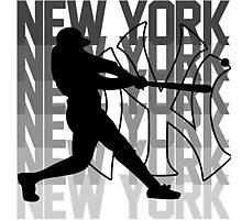 New york Yankees Photographic Print