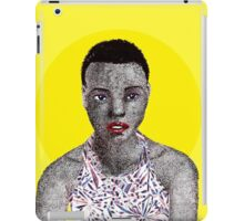 Afro and Dots iPad Case/Skin