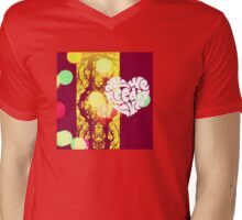 All You Need is Love Mens V-Neck T-Shirt