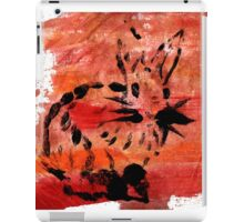 Sunset Cute Rabbit iPad Case/Skin