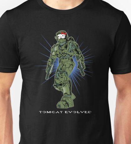 Halo Kitty Unisex T-Shirt