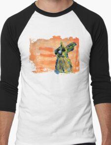 Painted Rabbit Men's Baseball ¾ T-Shirt