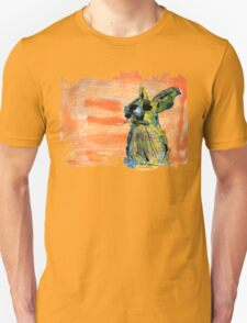 Painted Rabbit Unisex T-Shirt