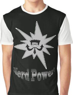 Nerd Power Graphic T-Shirt