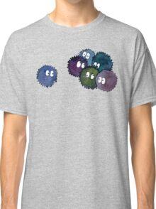 Watercolor Soot Sprites Classic T-Shirt