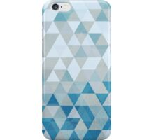 Isometric Winter iPhone Case/Skin