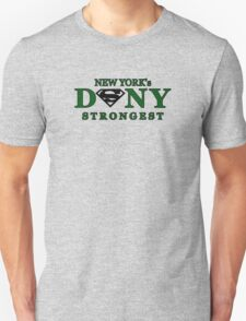 NYC DSNY Strongest T-Shirt