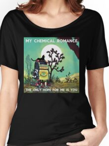 my chemical romance the only hope for me is you Women's Relaxed Fit T-Shirt