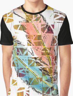 Two Creative Feathers Graphic T-Shirt