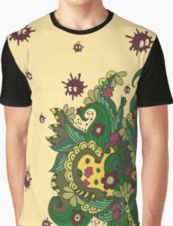 Wild Soot Sprites Graphic T-Shirt