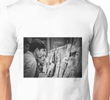 Men and The News II Unisex T-Shirt