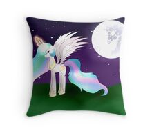 Lullaby For A Princess ~My Little Pony~ Throw Pillow