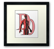 DareDevil, Comics,  Framed Print