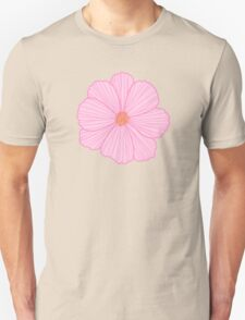 Pink Cosmos Unisex T-Shirt