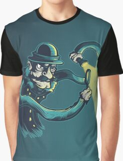 Gum Shoe Graphic T-Shirt