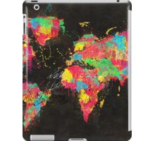 Psychedelic Continents iPad Case/Skin