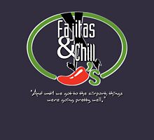 Fajitas and Chill 2 Womens Fitted T-Shirt