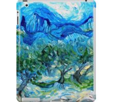 The Olive Groves where Vincent Walked iPad Case/Skin