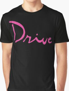 Drive Inspired Shirt Graphic T-Shirt