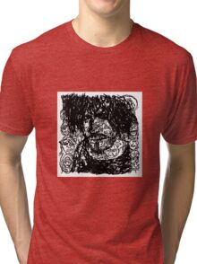 All of Our Heart  Tri-blend T-Shirt