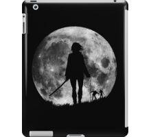 walking moon iPad Case/Skin