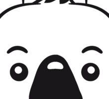 head koala face sweet cute happy Sticker