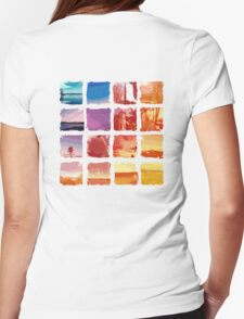 All Year Round Womens Fitted T-Shirt