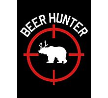 Beer Hunter Photographic Print