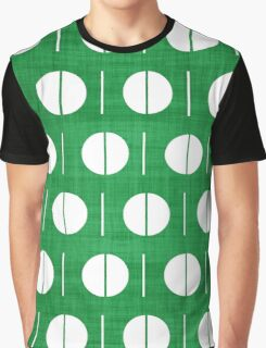 MCM Green Spurk Graphic T-Shirt