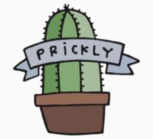 Prickly One Piece - Short Sleeve
