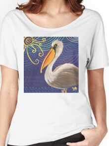 The OG Pelican Women's Relaxed Fit T-Shirt