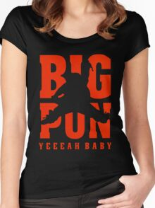 Big Pun Women's Fitted Scoop T-Shirt