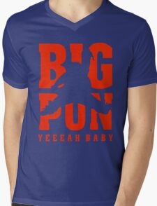 Big Pun Mens V-Neck T-Shirt