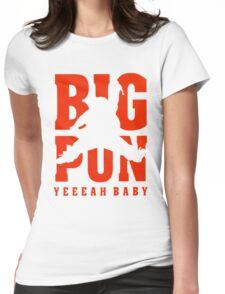 Big Pun Womens Fitted T-Shirt