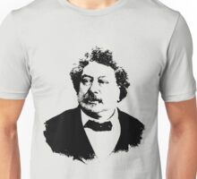 Alexandre Dumas (Père) Unisex T-Shirt