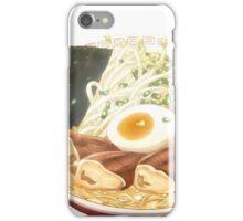 Anime Ramen iPhone Case/Skin