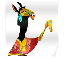 The poison for Kuzco Poster