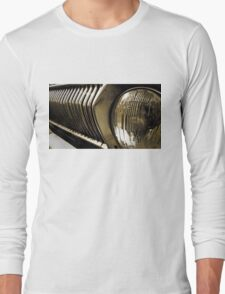 Old classic car headlight Long Sleeve T-Shirt