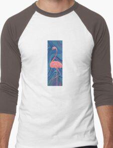 The OG Flamingo Men's Baseball ¾ T-Shirt