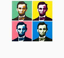 Abe, Abraham Lincoln, Painting, Warhol Unisex T-Shirt