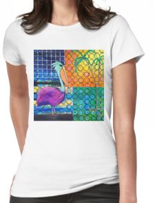 Big Peli Womens Fitted T-Shirt